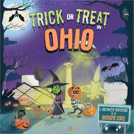 Key West Halloween Celebration (Trick or Treat in Ohio : A Halloween Adventure in the Buckeye)
