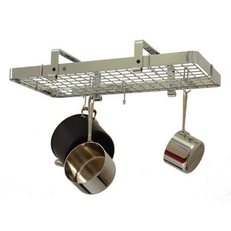 Premier Low Ceiling Rectangle Pot Rack