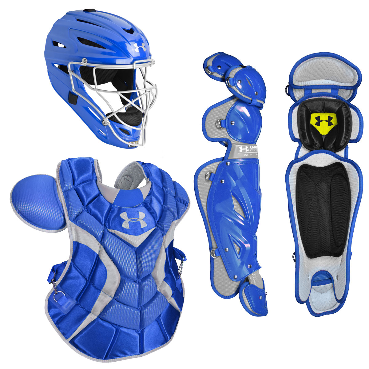 Under Armour Professional Series Youth Baseball Catcher's Set by