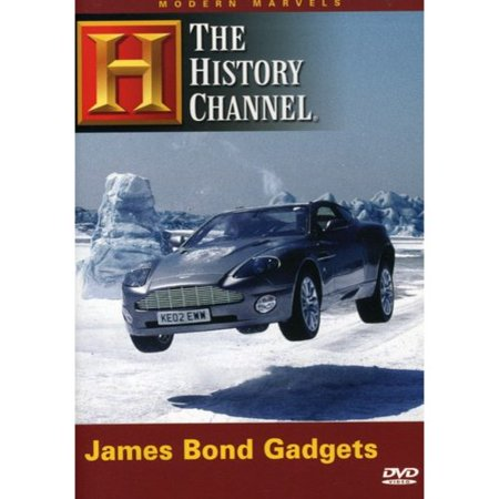 Marvel History - Modern Marvels: James Bond Gadgets (History Channel)