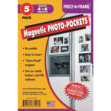 Freez-A-Frame 33546 Magnetic 4
