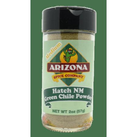 (2Pack) Hatch Green Chile Powder Medium