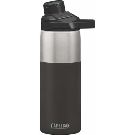 Chute Mag Insulated Stainless Steel Water Bottle 20oz Jet