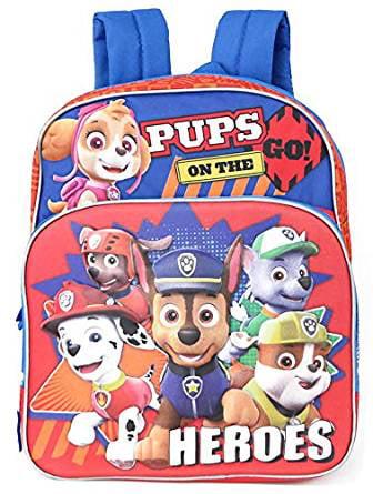 Nickelodeon Paw Patrol Molded Backpack