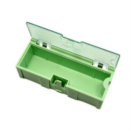 Seeed Studio Medium Components Storage Box - 5 Pieces - Green](Green Storage Bins)