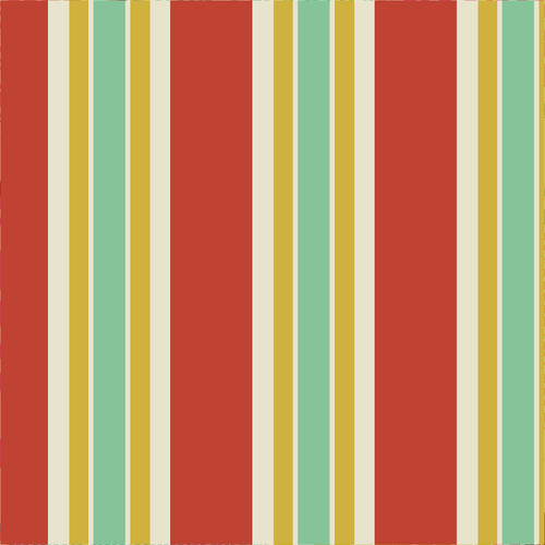Waverly Inspirations Lgstrip Sun 100% Cotton Duck Fabric 45'' Wide, 180 Gsm, Quilt Crafts Cut By The Yard