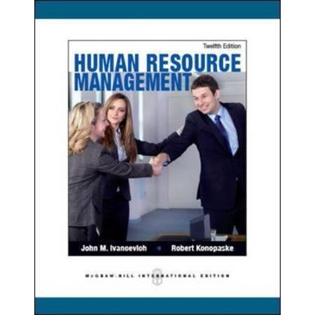 Human Resource Management (Human Resource Management Process In The Organization)