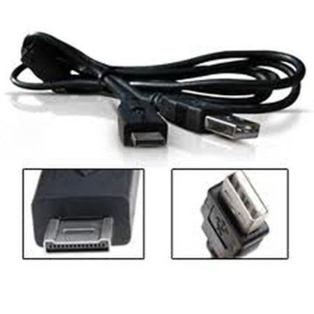 MPF Products Replacement K1HA14AD0001 K1HA14AD0003 USB Cable Cord for Select Panasonic Lumix Digital Cameras
