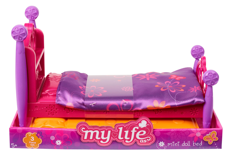 My Life As Mini Doll Bedroom Set Walmart Com Walmart Com