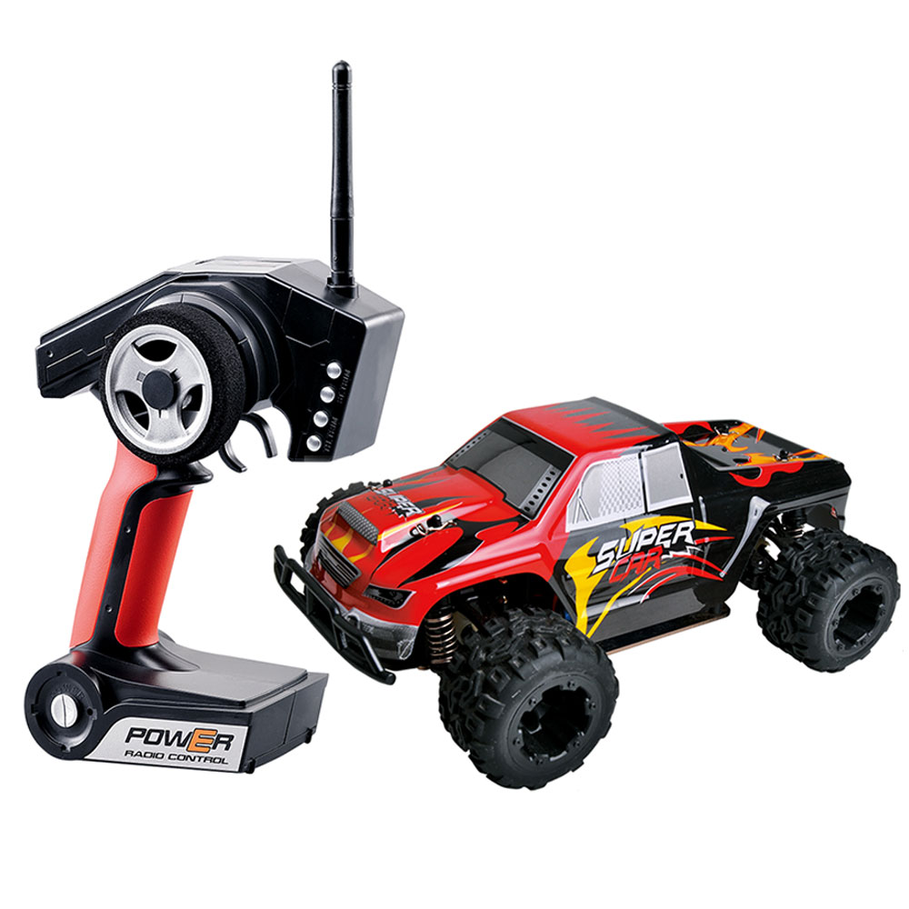 RC High Speed Racing Car 1/24th RC High Speed Racing Car with Servo 24mph Speed
