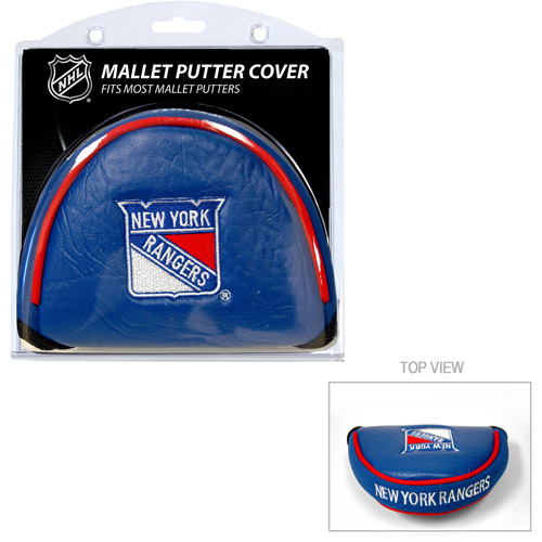 Team Golf NHL New York Rangers Golf Mallet Putter Cover