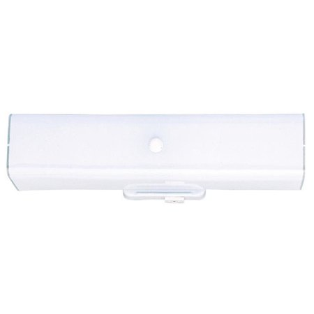 - Westinghouse 6640300 2 Light Wall Fixture with Outlet