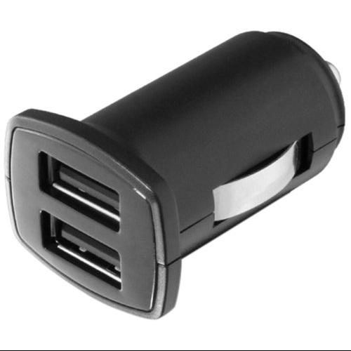 Aluratek AUCC03F Dual Usb 2.1a Car Charger For Pwr Iphone Smartphones Tablets
