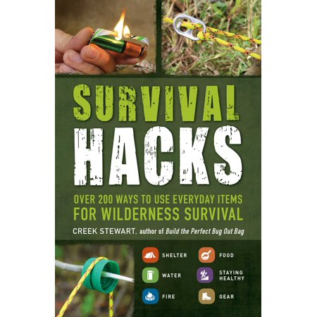 Survival Hacks : Over 200 Ways to Use Everyday Items for Wilderness