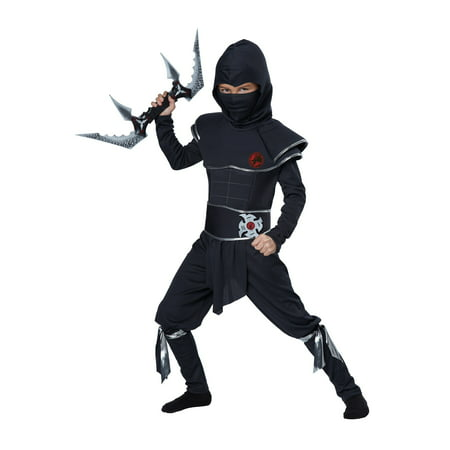 Boys Ninja Warrior Costume - Buy Ninja Costume