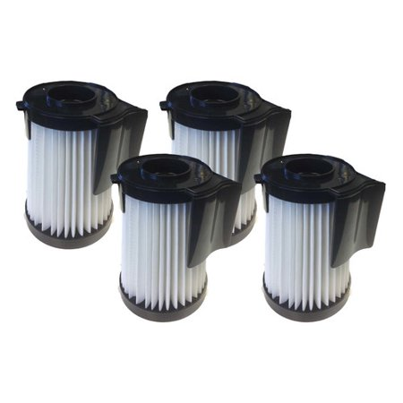 Crucial Dust Cup Filter  Set Of 4