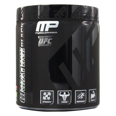 Muscle Pharm - Cutting Edge Noir Créatine Formula Créatine Fruit Punch - 202,2 grammes