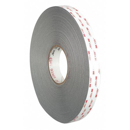 Double Sided VHB Tape,Paper,White,PK18