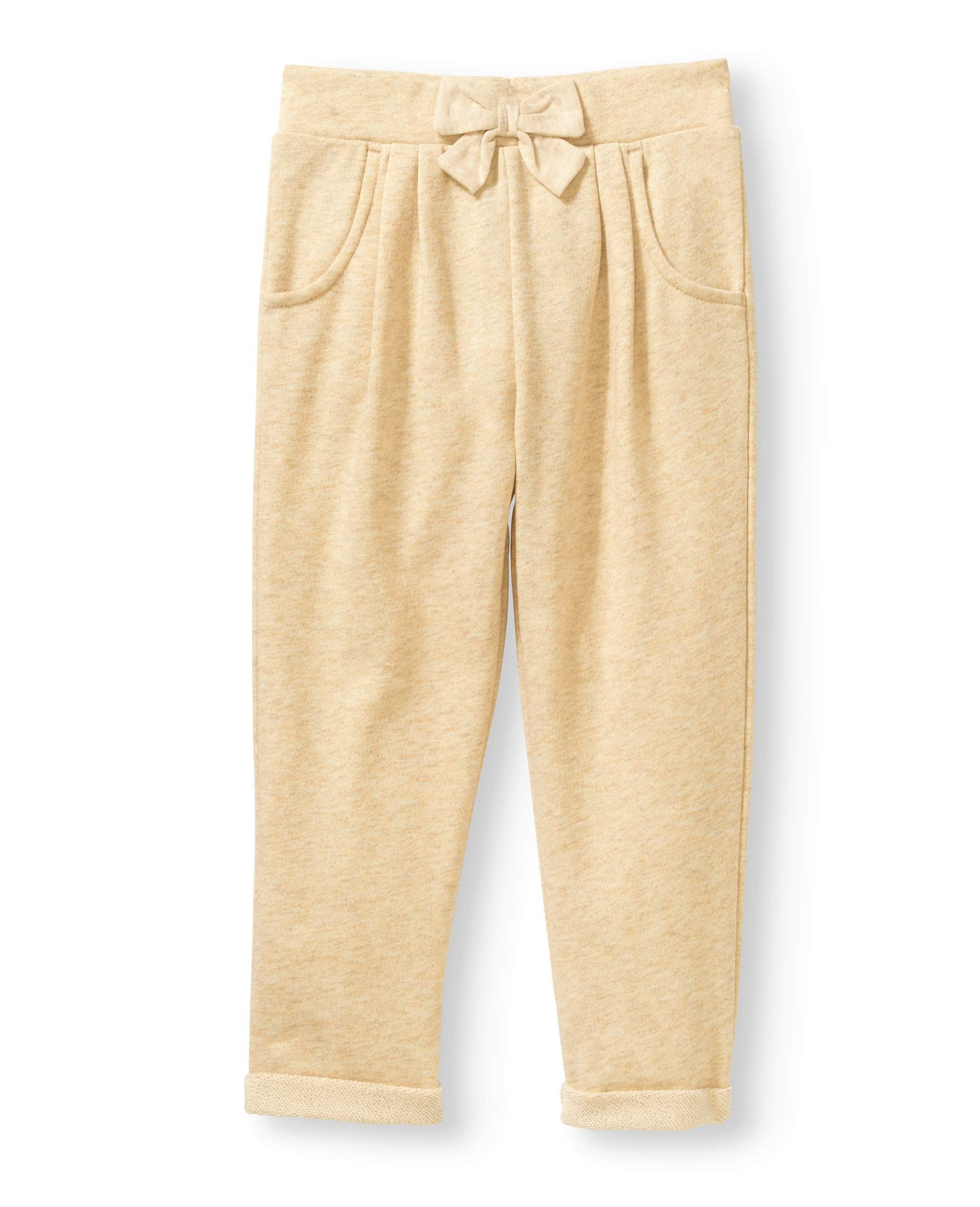 Baby Toddler Girls' French Terry Jogger Pants