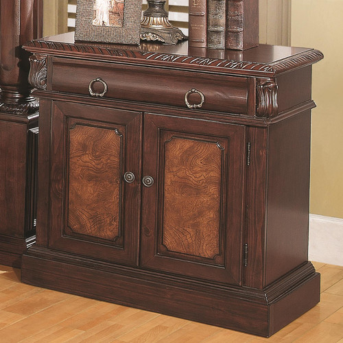 Wildon Home  Merkel 1 Drawer Nightstand