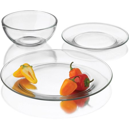 Libbey 12pc Moderno Dinnerware Set ()