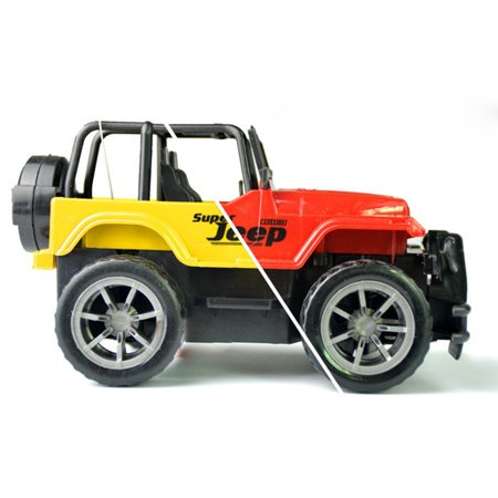 VENSE Kids Toy Car 1:24 Drift Speed Remote Control RC Jeep Off-Road Vehicle Car Toy - image 3 de 5
