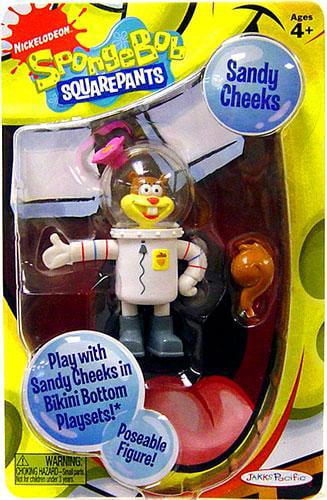 Spongebob Squarepants Sandy Cheeks Mini Figure by
