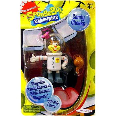 Spongebob Squarepants Sandy Cheeks Mini Figure