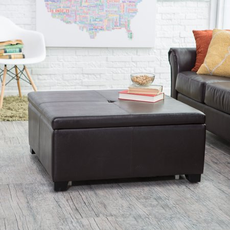 belham living corbett coffee table storage ottoman