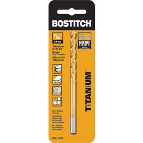 Bostitch Drill & Router Bits