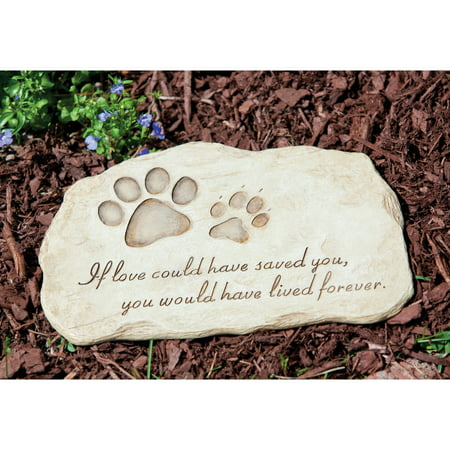 Evergreen Enterprises If Love Could Have Saved You Pet Memorial Stone