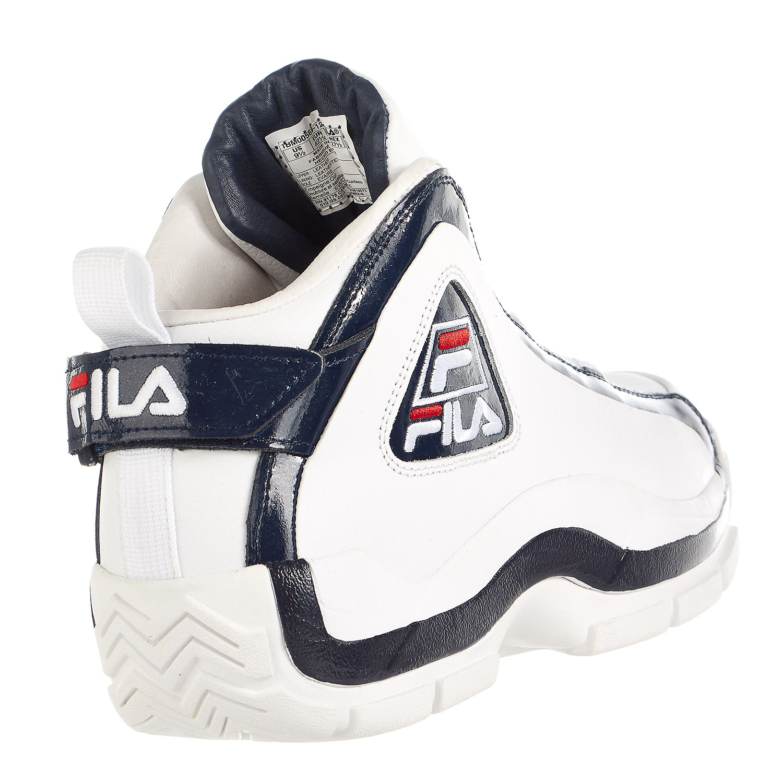 Fila Fila 96 2019 Grand Hill Sneakers WhiteNavyRed