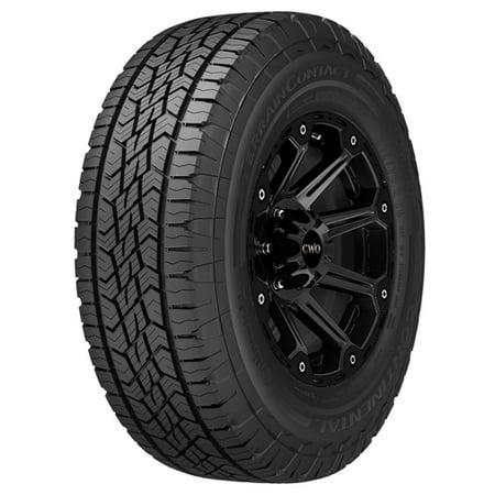 Continental 275/65R18 116T FR TerrainContact A/T OWL All-Terrain Tire