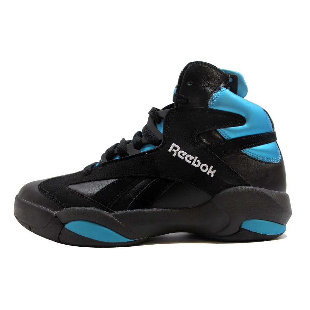 Reebok - Reebok Men s Shaq Attaq Black Azure V55083 - Walmart.com f5f0dbbd2