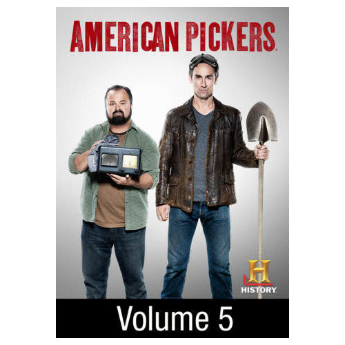 American Pickers: Volume 5 (2012)