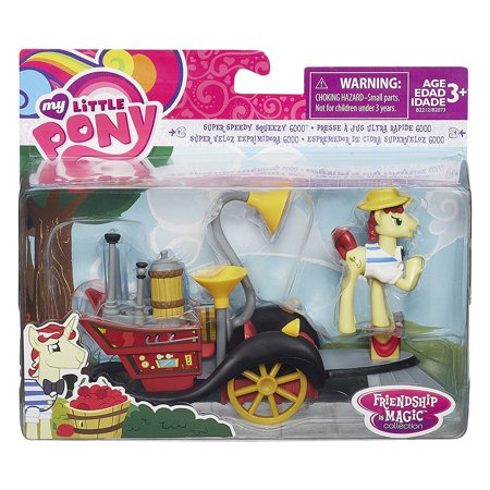 My Little Pony Friendship is Magic Collection Super Speedy Squeezy 6000