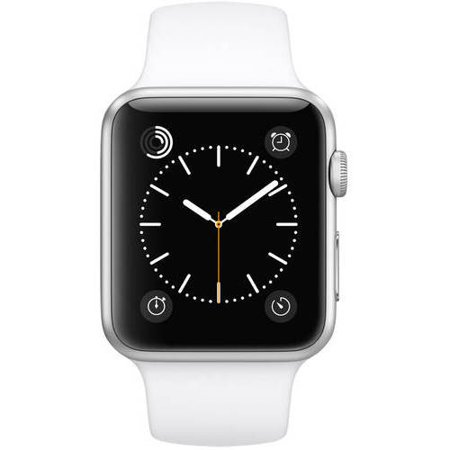 Apple Watch Sport 42Mm Aluminum Case W Sport Band  First Generation