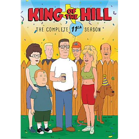 King of the Hill: The Complete Eleventh Season (DVD) - King Of The Hill Halloween Quotes