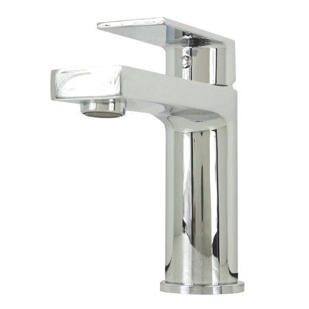 Contempo Living Inc Anna Style Chrome Solid Brass Single Hole Lever