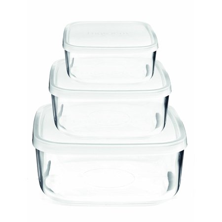 Frigoverre Glass Containers Microwave Safe