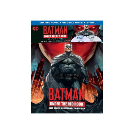 Red Devil Movie Character (Batman: Under the Red Hood)
