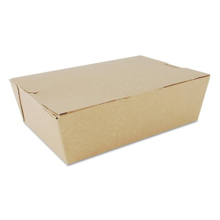 SCT ChampPak Carryout Boxes, Brown, 200 count