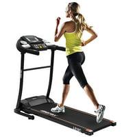 Merax L510C Folding Electric Treadmill Motorized Running Machine