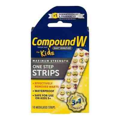 Compound W Fast Acting Liquid Salicylic Acid Wart Removal Treatment - 0.31 fl