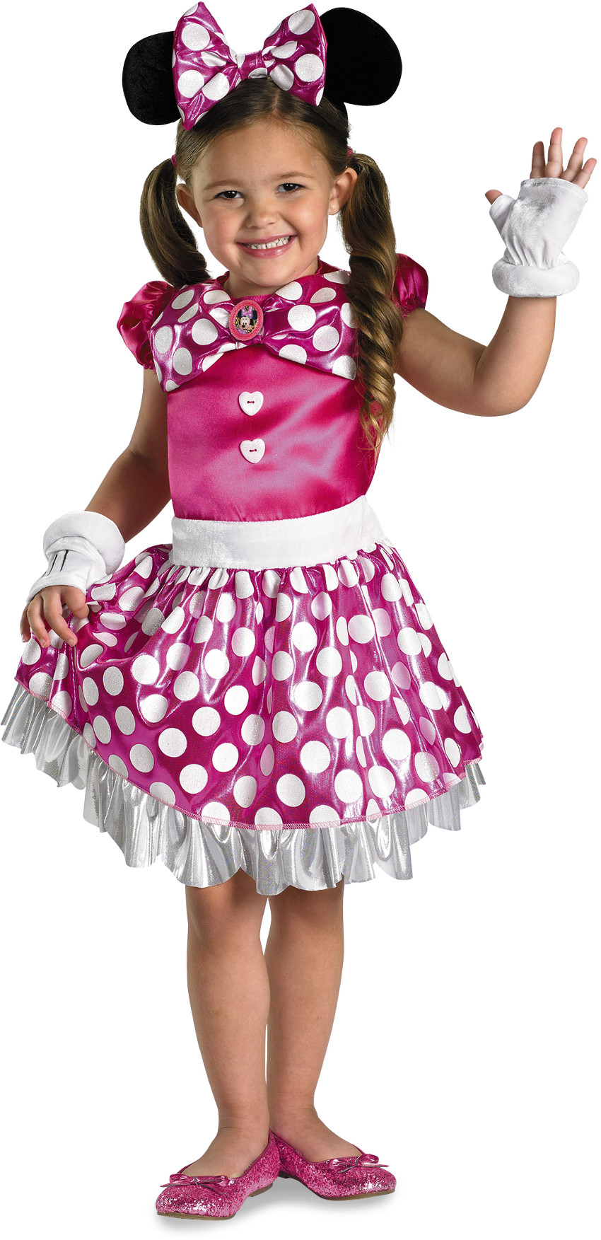 Disney Mickey Mouse Clubhouse Pink Minnie Mouse Costume  sc 1 st  Walmart & Disney Mickey Mouse Clubhouse Pink Minnie Mouse Costume - Walmart.com