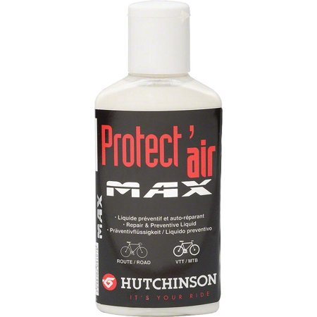 Hutchinson Protect'Air Max Tubeless Sealant for Mountain and Road Tires, 4.0oz Hutchinson Equinox Road Tire