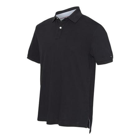 Tommy Hilfiger Mens Classic Fit Ivy Pique Sport Shirt