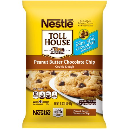 Nestle Chocolate Lovers Cookies