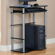 Mainstays Black Computer Stand