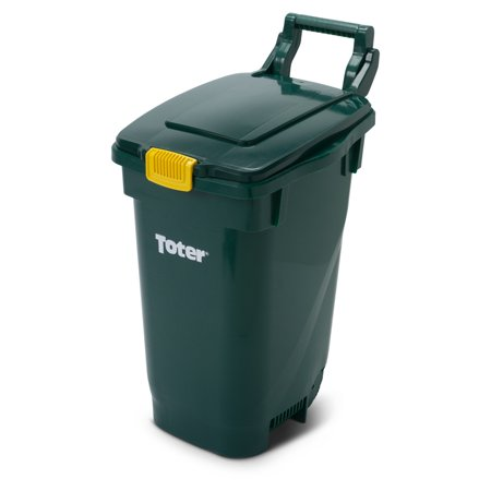 Toter 13 Gallon Curbside Composting Container with Lid ()